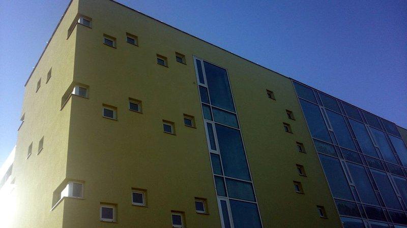 Zateplení fasády budovy NETME CENTRE VUT – Brno
