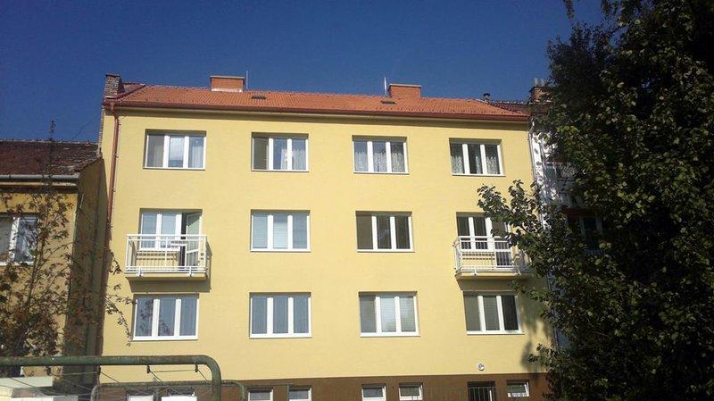 Regenerace bytového domu Tilhonova 67 – Brno