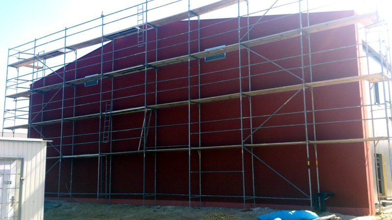Rekonstrukce budovy F1 VUT – Brno