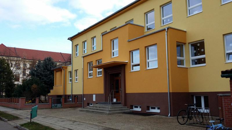 Realizace úspor energií – Zateplení objektu MŠ Tyršova ve Veselí nad Moravou