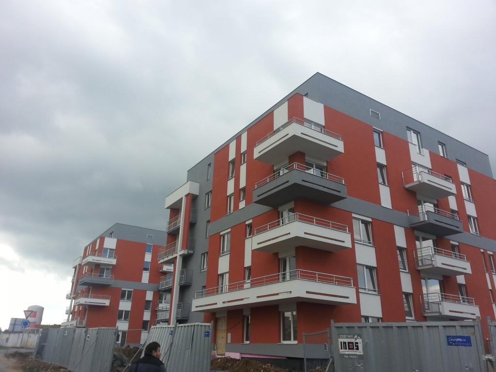 Bytové domy v lokalitě Metropole – Praha 5, Zličín