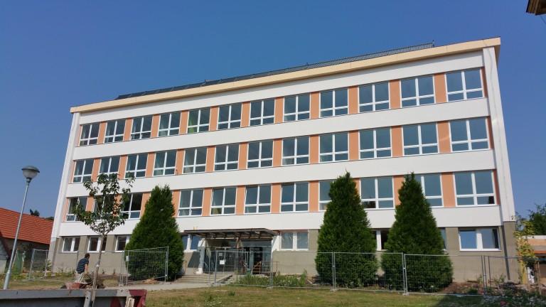 Zateplení Základní školy v Hořepníku