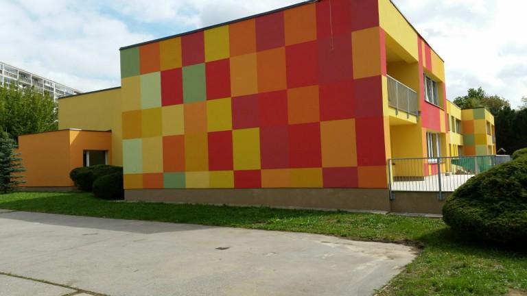 Snížení spotřeby energie MŠ  Jakobiho, Praha 10-Petrovice